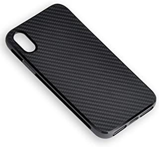 Cell Phone Case, Soft TPU Silicone Shell Carbon Fiber Texture Design Shockproof Cover Slim Fit Shell Case Compatible with IPXR