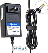 T-Power 12V AC Adapter Compatible with Casio WK-1630 ad-12ul WK-3700 Piano PRIVIA PX-100 PX-110 PX-320 PX-400R PX-500L WK3800 WK-3700 Portal Electronic Piano & Keyboard
