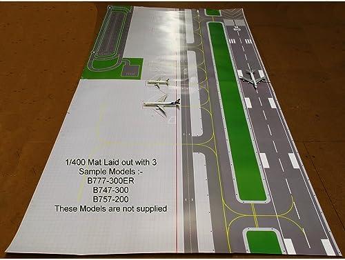 venta caliente 1st Choice Aiport Mat Layout Set 1 400 Scale Scale Scale FCAAL003  sorteos de estadio