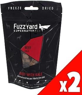 Supernaturals Beef & Kale 70g FuzzYard Dog Treat Natural Super Food Puppy