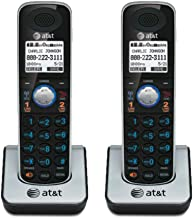 AT&T TL86009 Extra Handset & Charger DECT 6.0 Technology 1.9GHz (2 Pack) photo