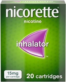 Nicorette Inhalator - Relieve Your Nicotine Cravings - Quit