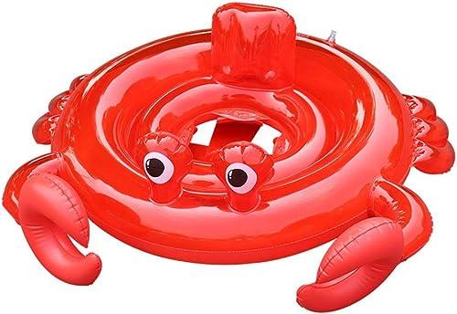 exclusivo Anillo De La Natación Natación Natación para Niños Creativo Lindo Moda Bebé Flor Asiento Juguete de Agua 0-4 años HUYP (Color   rojo)  oferta de tienda