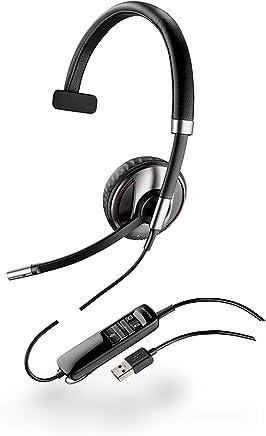 Plantronics Blackwire C710-M Corded headset, monaural, 87505-01 (Corded headset, monaural f/ Microsoft© Lync©) - Trova i prezzi più bassi