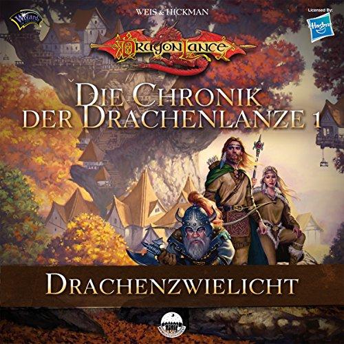 Drachenzwielicht (Die Chronik der Drachenlanze 1) Titelbild