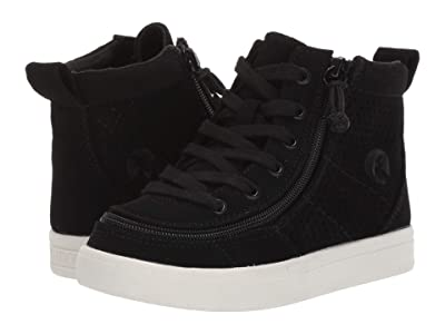 BILLY Footwear Kids Classic Lace High (Toddler) (Black Perf) Kid