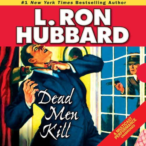 Dead Men Kill audiobook cover art