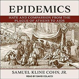 Epidemics audiobook cover art