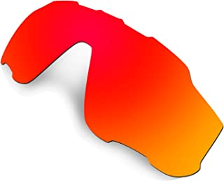 Hkuco Plus Mens Replacement Lenses For Oakley Jawbreaker - 1 pair