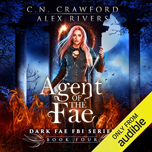 Page de couverture de Agent of the Fae