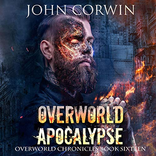 Overworld Apocalypse audiobook cover art