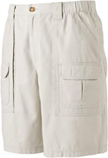 croft Men n Barrow Side Elastic Cargo Shorts.