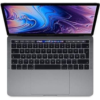 "Apple MacBook Pro 13"" - Space Gris 2019 CZ0WQ-11000 i7 2,8GHz, 16GB RAM, 256GB SSD, macOS - Touch Bar"