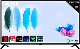 """Westinghouse Televisión Smart TV de 42"""" 1080p Full HD Youtube Netflix PrimeVideo Compatible con Alexa y Asistente Google (..."""