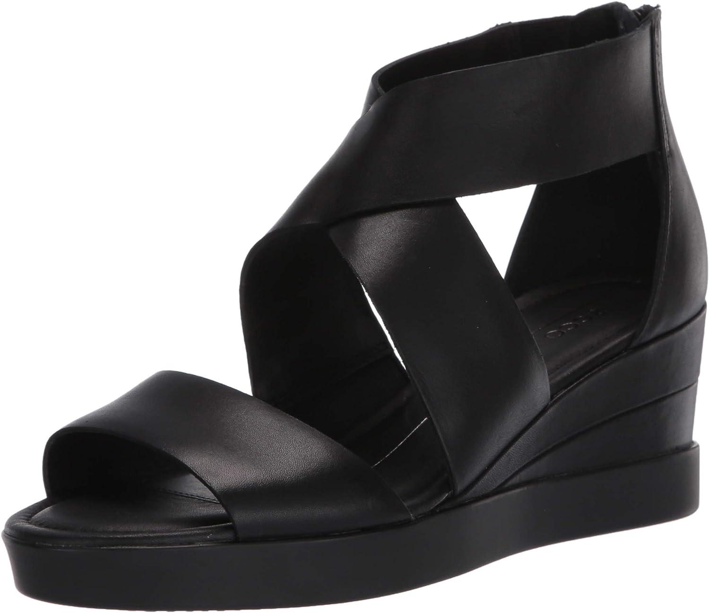 ECCO Sale Special Price Tulsa Mall Women's Elevate Wedge Sandal