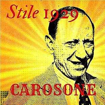 STILE 1929