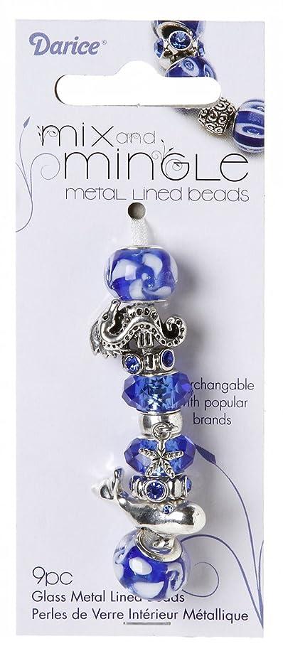 Mix and Mingle BG5122 Themed Bead Pack Sea Life