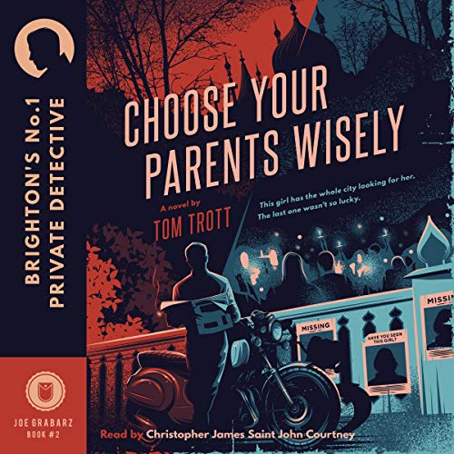 Choose Your Parents Wisely audiobook cover art
