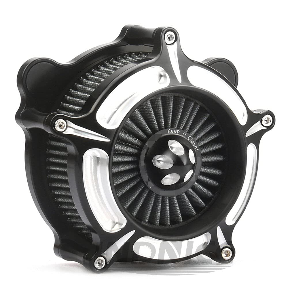 Replacement Part for Motorcycle Turbine Regular dealer Intake Manufacturer direct delivery Air Cleaner Spike