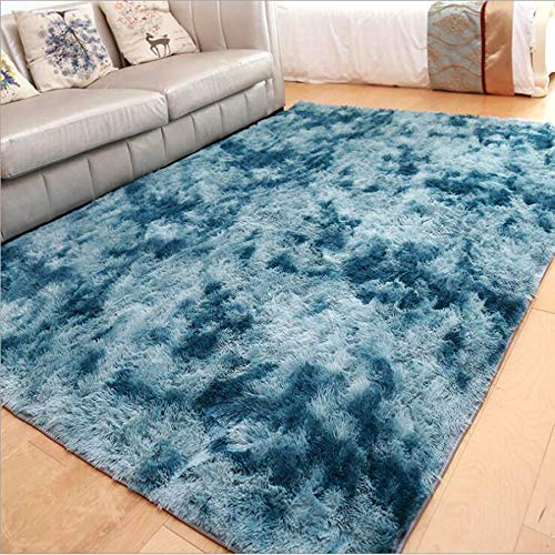 XINYUKEJI-Alfombra de Dormitorio, alfombras Circulares Muy Suaves, alfombras para Sala de Estar,...