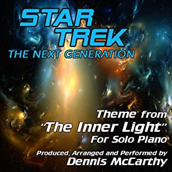 """""""The Inner Light"""" Theme for Solo Piano (From """"Star Trek: The Next Generation"""")"""