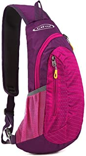 Sling Bags Men Shoulder Backpack Small Cross Body Chest Sling Backpack