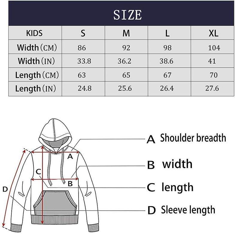 Mmm fight Youth Tops Hooded RWBY Hoodies Fashion Sweatshirt for Kids/Boys/Girls