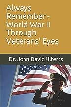 Always Remember - World War II Through Veterans' Eyes
