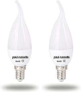 10 x 4W LED Ampoule Bougie E14 SES Lampe Ampoule Lumière jour 6400K lustre lampes
