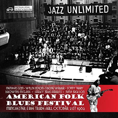 American Folk Blues Festival Live in Manchester 19