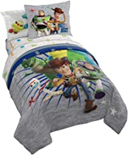 Jay Franco Disney Pixar Bed Set, Twin, Toy Story 4
