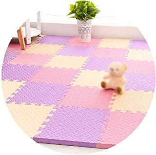 MAHFEI Foam Exercise Mat Puzzle Pad Floor Protection Child Crawling Prevent Collision Earthquake Resistance Easy To Clean ...