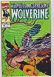 Marvel Comics Presents #86 : Wolverine, Firestar, The Beast, & Speedball (Marvel Comics)