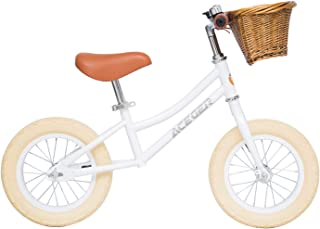 ACEGER Balance Bike for Kids with Basket, Ages 2 to 5 Years