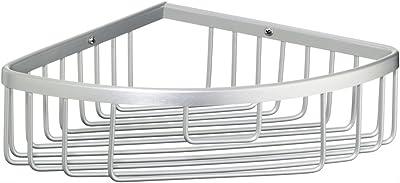 Kela(ケラ) 浴室用ラック ステンレス サイズ:7.5×29×22cm コーナー バスケット Abramo 22935