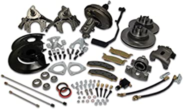 1967 ford mustang front disc brake conversion kit