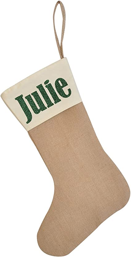 ghdonat.com HUAN XUN Personalized Christmas Stocking Custom Name ...