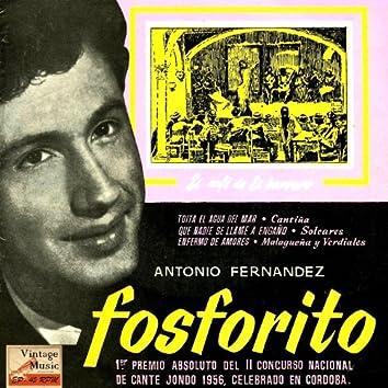 """Vintage Flamenco Cante Nº 55 - EPs Collectors, """"El Café De El Burrero"""""""