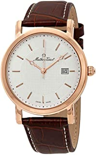 Mathey-Tissot City White Dial Men's Watch HB611251PI