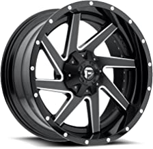 FUEL Renegade NB -BLK MIL Wheel with Painted (22 x 9. inches /6 x 135 mm, -13 mm Offset)