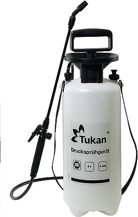 TUKAN Drucksprühgerät 5 Liter mit verstellbarer Düse