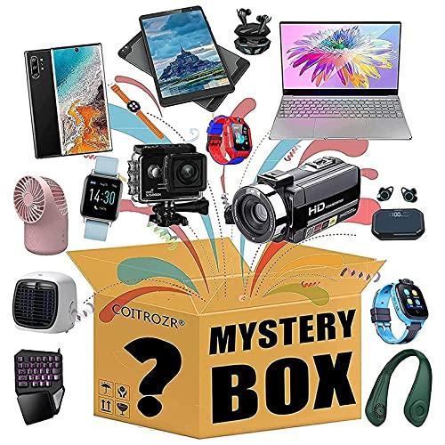 ASY Mystery Box Prodotto Casuale, Sorpresa Lucky Box Giocattoli Antistress Scatola Cieca possibilità di Apertura: Nuovo Varie Decorazioni per La Casa Arredamento Tutto Possibile