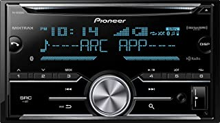 PIONEER FH-X830BHS Double Din CD Receiver with Built-in Bluetooth & HD Radio photo