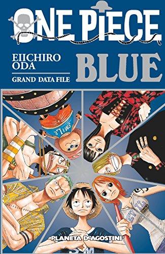 One Piece Guía nº 02 Blue (Manga Artbooks)