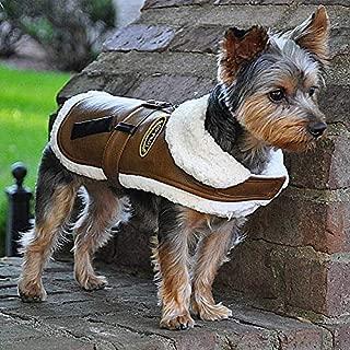 dog flight jacket