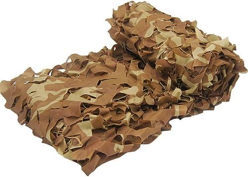 WNpb Sandy Désert Oxford Camouflage écran Solaire Crème Solaire, Camping Militaire Tir Caché AveugléHommest Regarder la Décoration de Fond de la Fête 2m × 3m