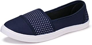Earton Casual,Slip-On,PVC Loafer & Moccasins Shoes for Women (1390)