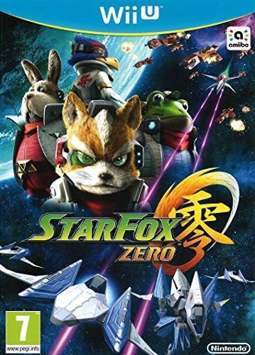 Star Fox Zero Wiiu- Nintendo Wii U