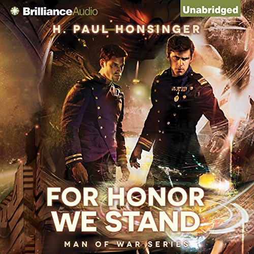 For Honor We Stand audiobook cover art