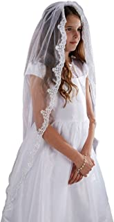 first communion mantilla